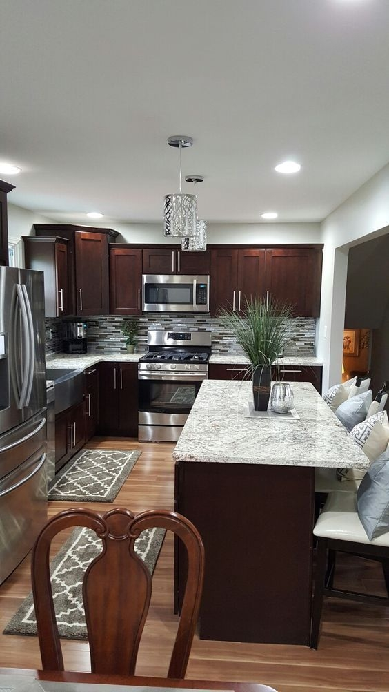 Affordable Small Kitchen Remodel Ideas19