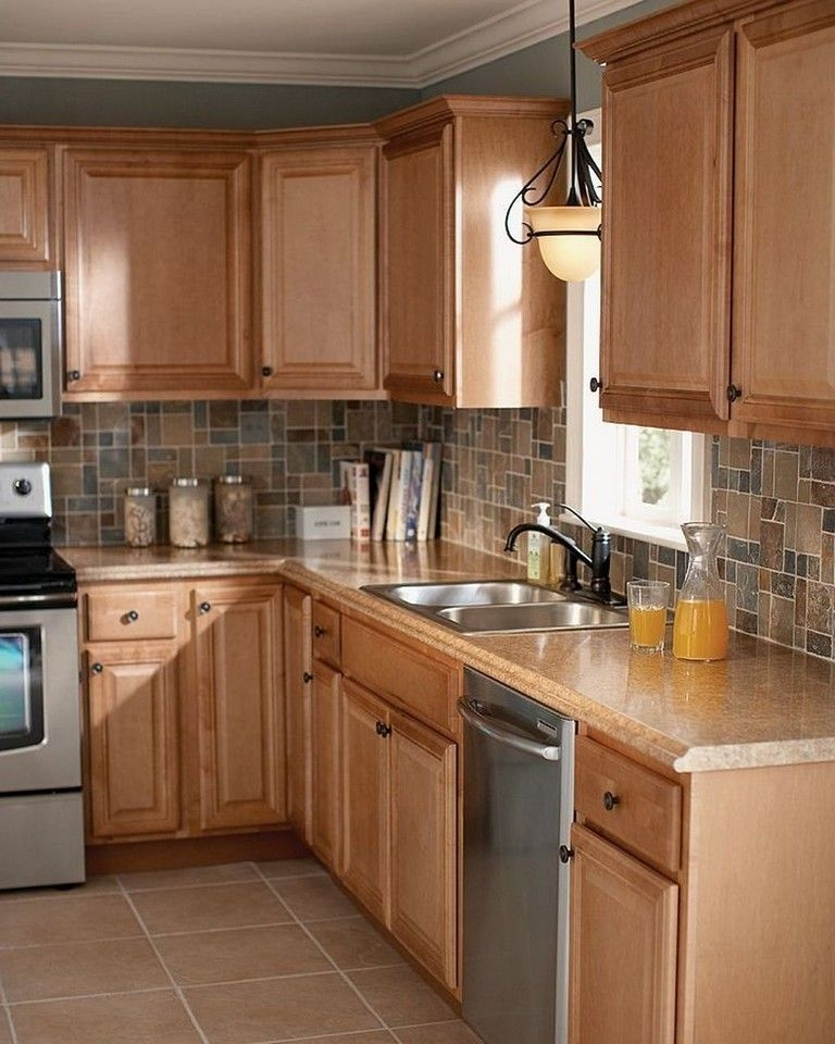 Affordable Small Kitchen Remodel Ideas25