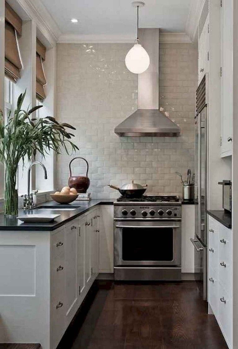 Affordable Small Kitchen Remodel Ideas32