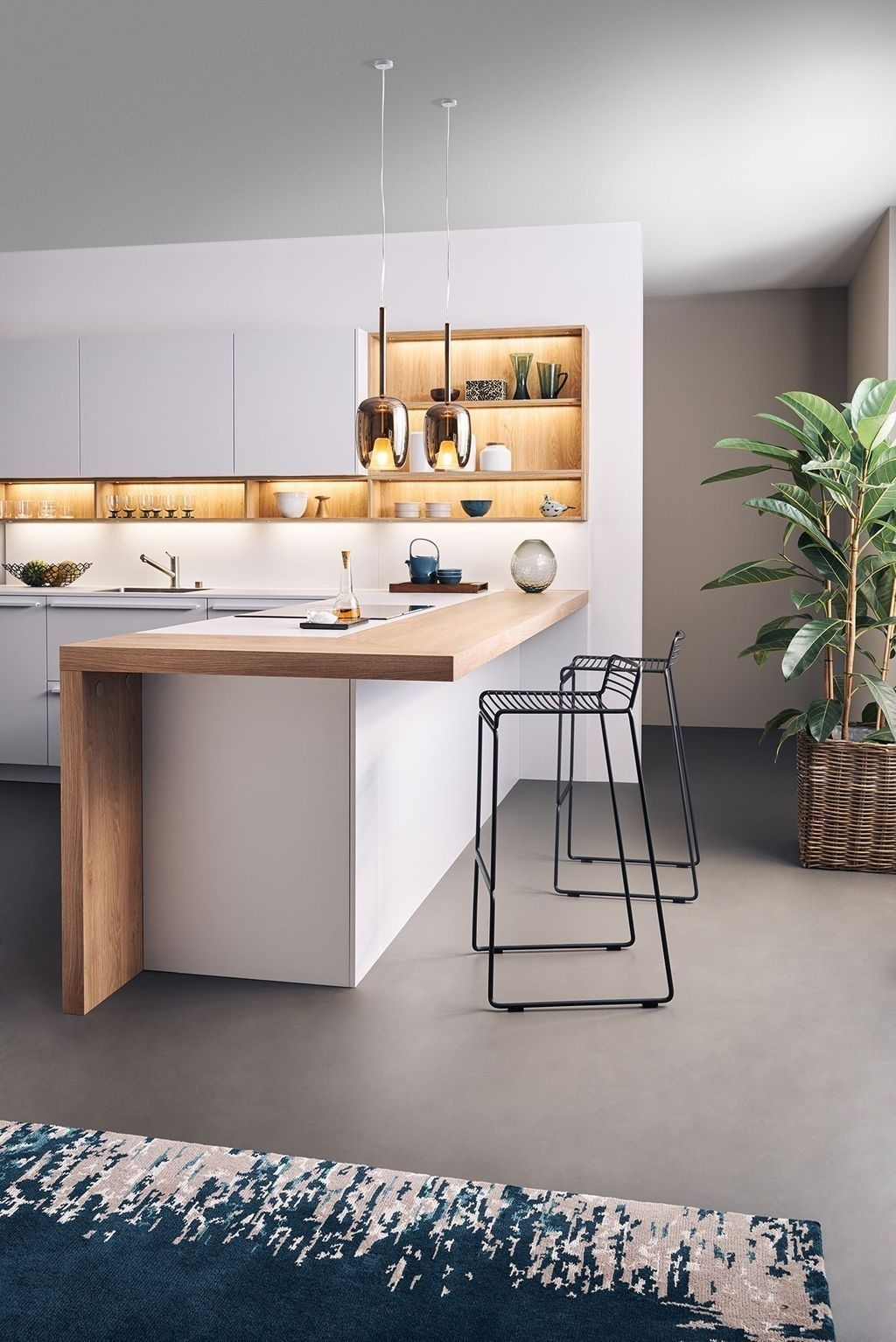 Affordable Small Kitchen Remodel Ideas38