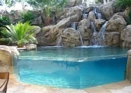 Amazing Glass Pool Design Ideas For Home03