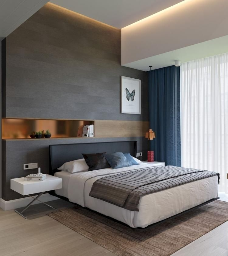 Awesome Master Bedroom Design Ideas36