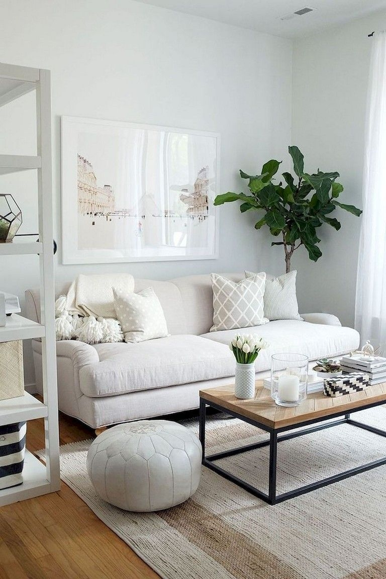 Awesome Small Living Room Decor Ideas On A Budget06