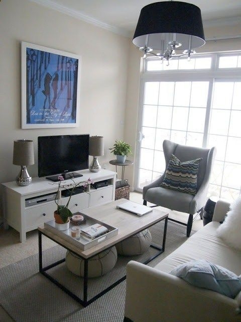 Awesome Small Living Room Decor Ideas On A Budget08