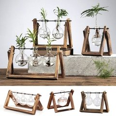 Awesome Stand Wooden Plant Ideas15