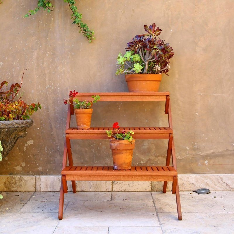 Awesome Stand Wooden Plant Ideas19