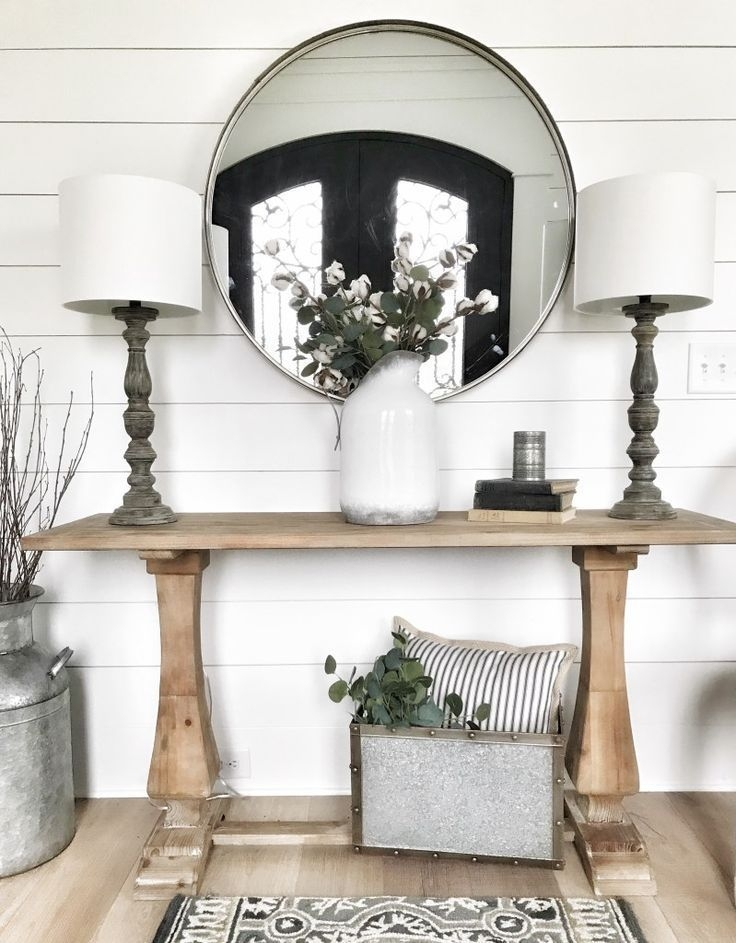 Beautiful Rustic Entryway Decor Ideas38