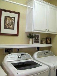 Brilliant Small Laundry Room Decor Ideas04