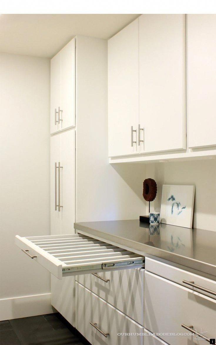 Brilliant Small Laundry Room Decor Ideas41
