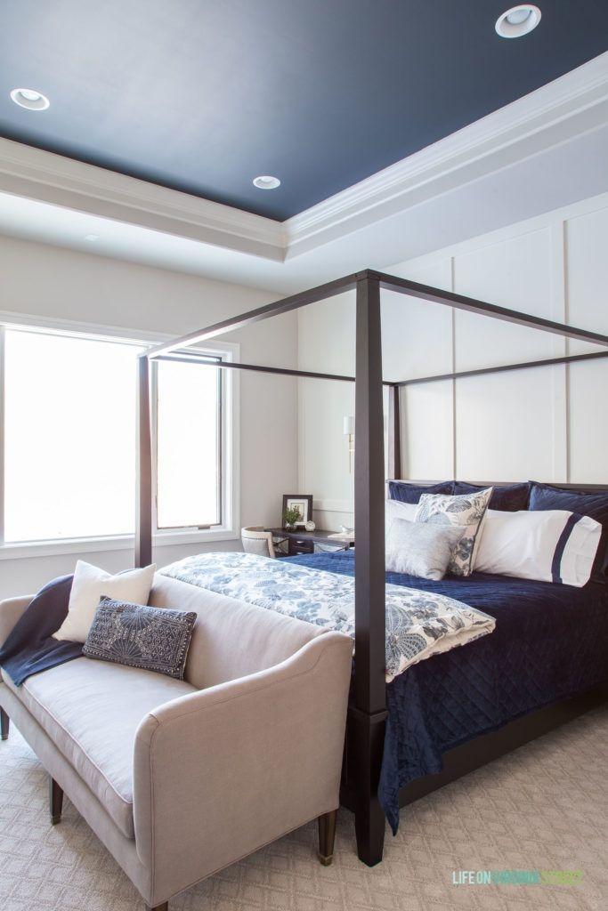 Brilliant Small Master Bedroom Ideas20