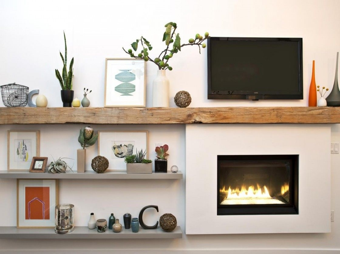 Cool Electric Fireplace Designs Ideas For Living Room21