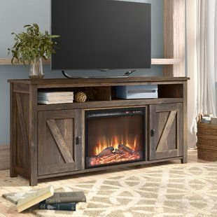 Cool Electric Fireplace Designs Ideas For Living Room25