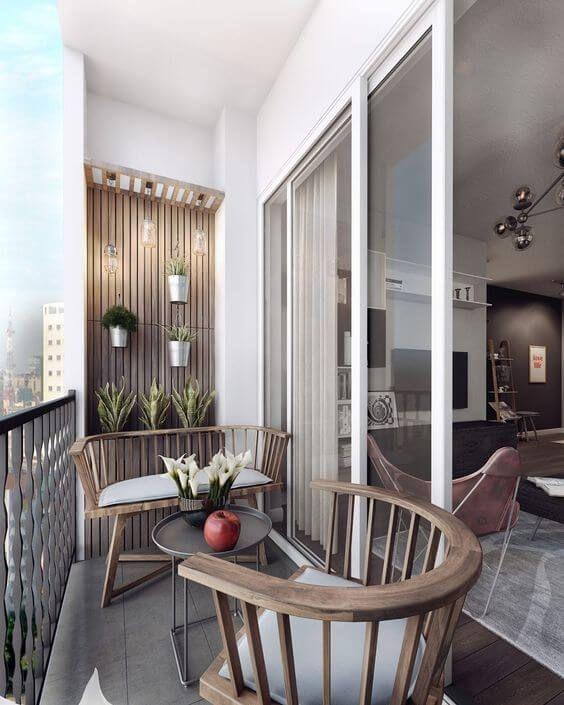 Enchanting Apartment Balcony Decorating Ideas07