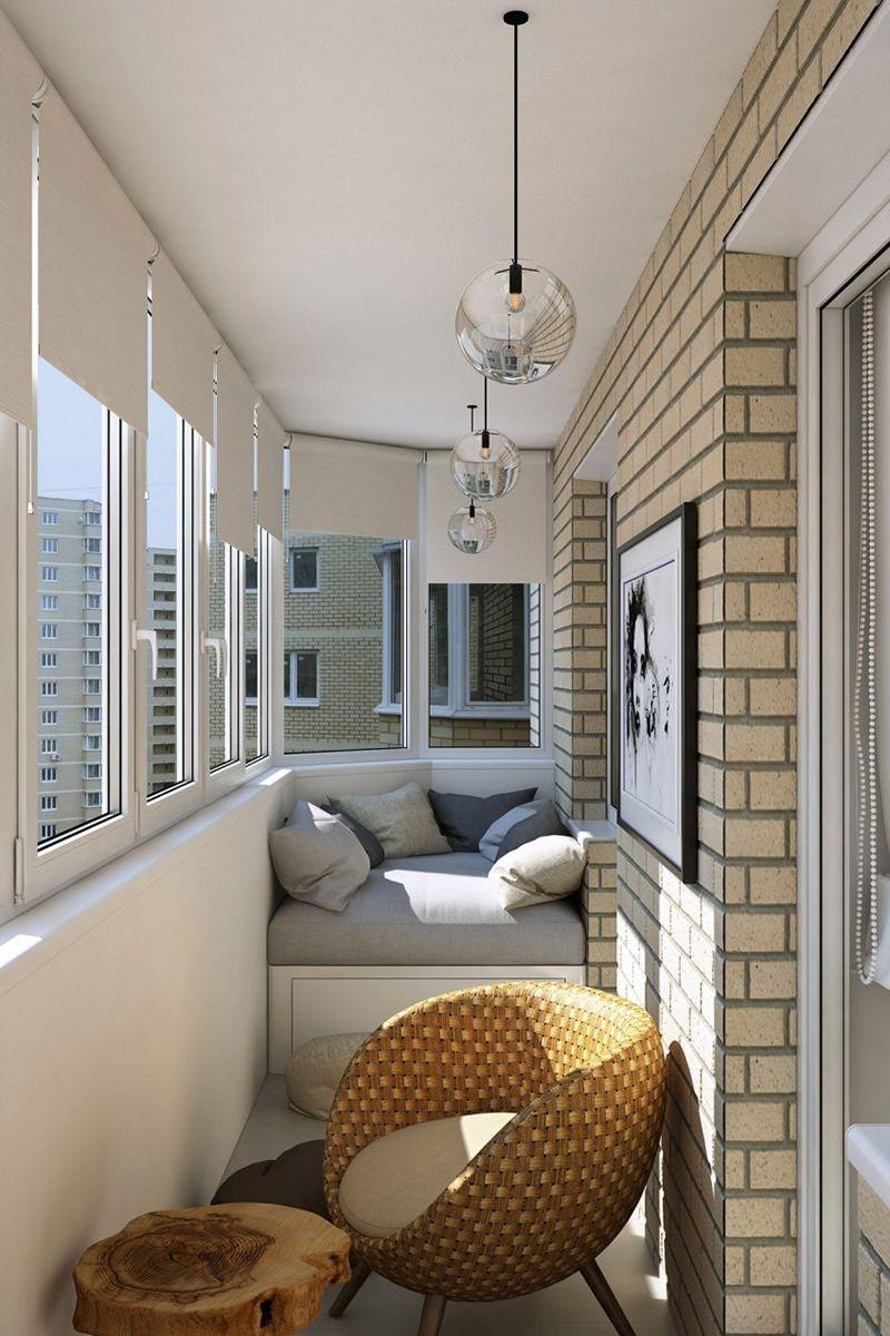 Enchanting Apartment Balcony Decorating Ideas35