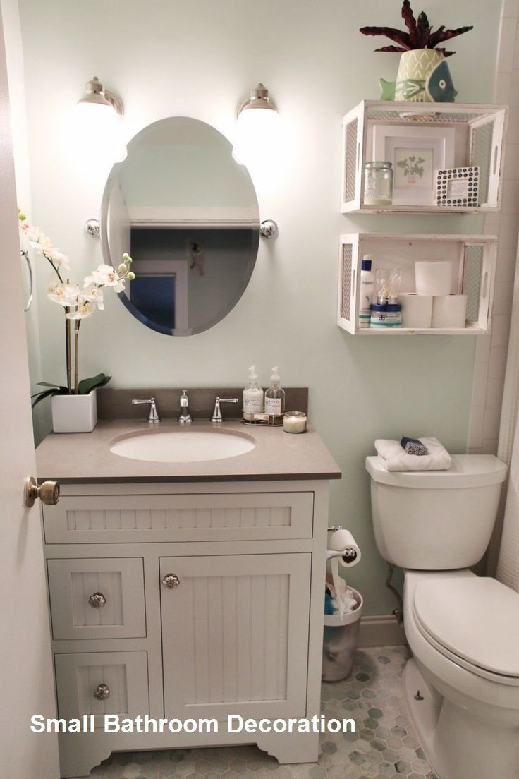 Incredible Small Bathroom Remodel Ideas14