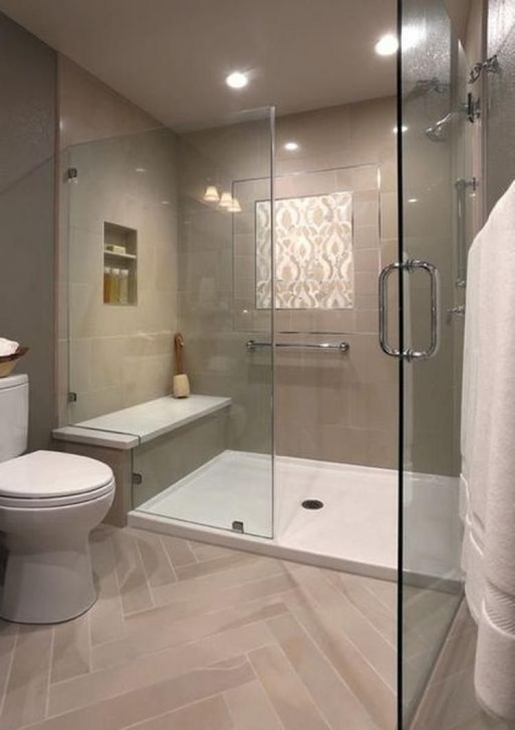 Incredible Small Bathroom Remodel Ideas35