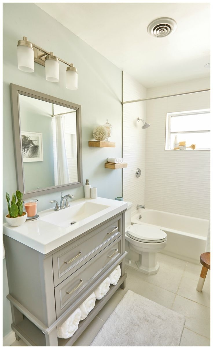 Incredible Small Bathroom Remodel Ideas36