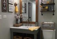 Incredible Small Bathroom Remodel Ideas37