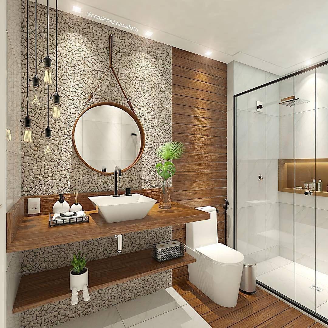 Incredible Small Bathroom Remodel Ideas43