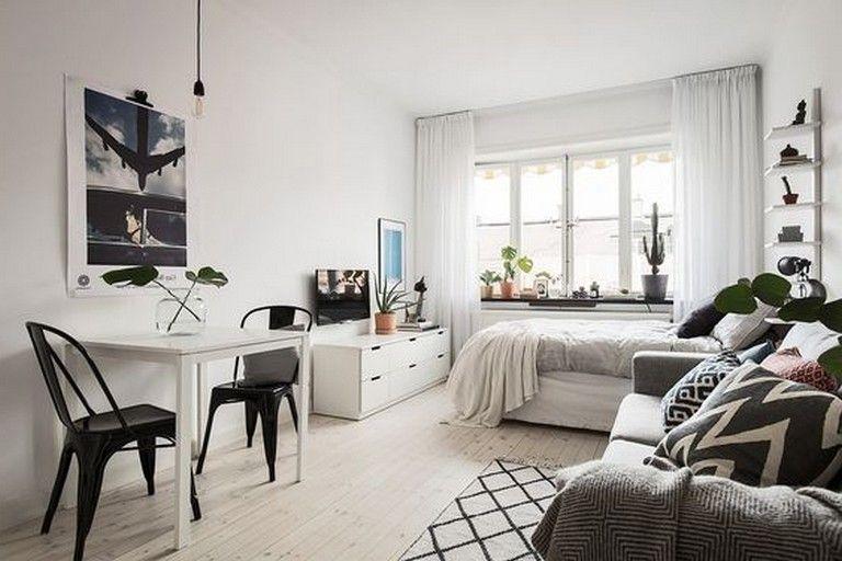 Inexpensive Apartment Studio Decorating Ideas01