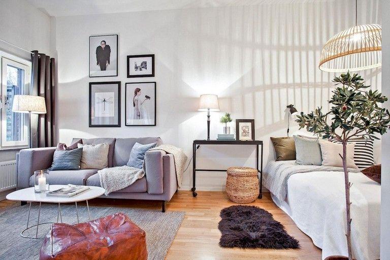 Inexpensive Apartment Studio Decorating Ideas15