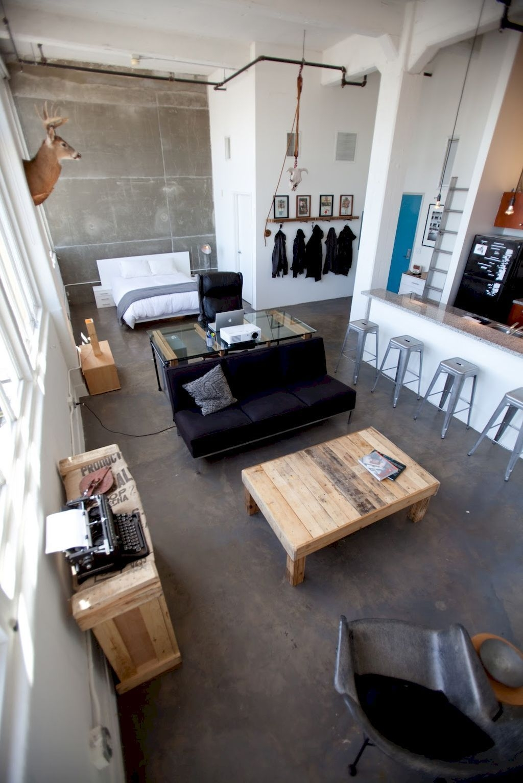 Inexpensive Apartment Studio Decorating Ideas35