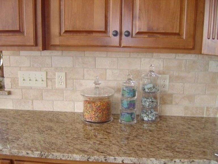 Latest Kitchen Backsplash Tile Ideas34