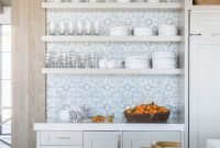 Latest Kitchen Backsplash Tile Ideas37