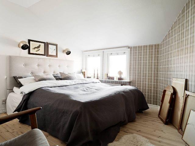 Lovely Masculine Boho Bedroom Designs09
