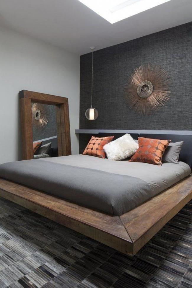 Lovely Masculine Boho Bedroom Designs10