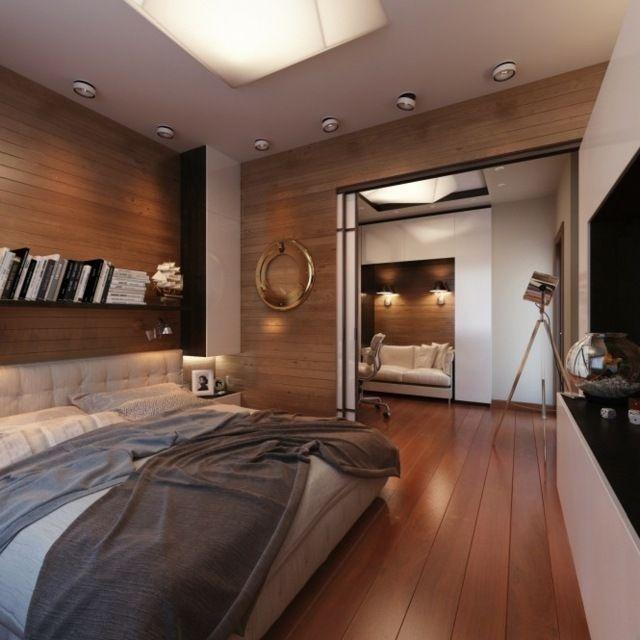 Lovely Masculine Boho Bedroom Designs16