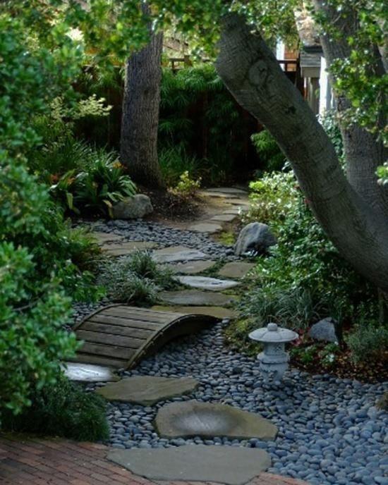 Minimalist Japanese Garden Ideas08
