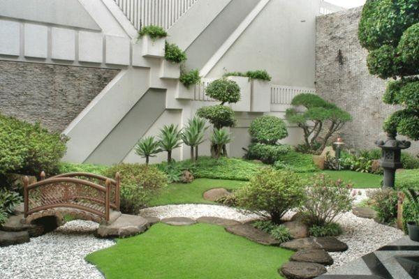 Minimalist Japanese Garden Ideas21