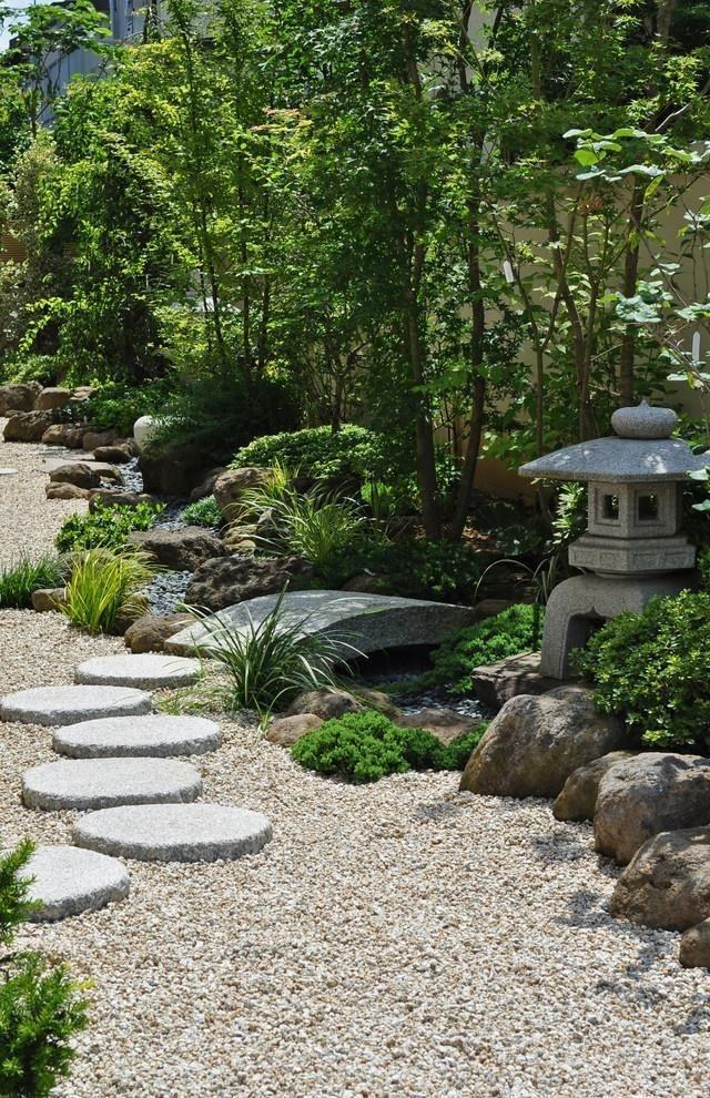 Minimalist Japanese Garden Ideas25