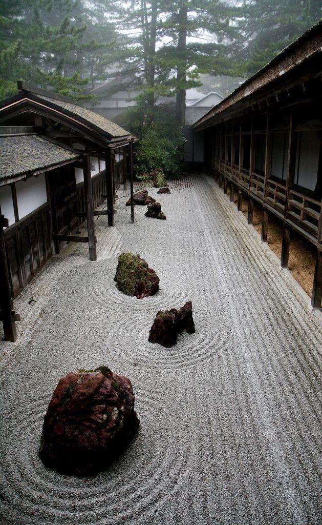 Minimalist Japanese Garden Ideas27