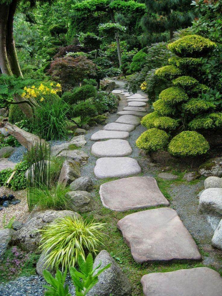 Minimalist Japanese Garden Ideas28