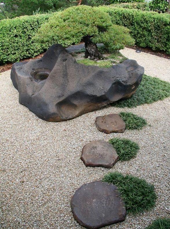 Minimalist Japanese Garden Ideas29
