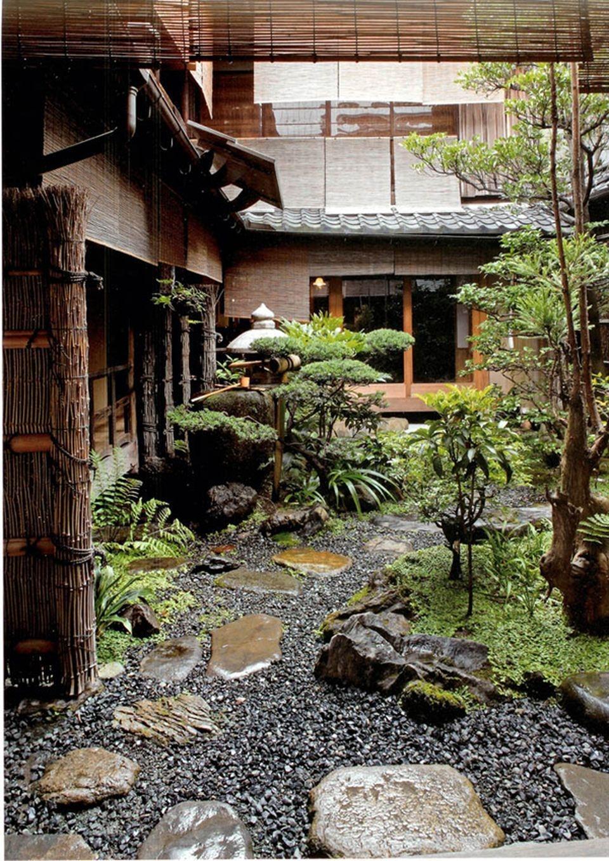 Minimalist Japanese Garden Ideas48