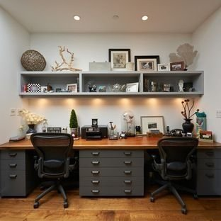 Modern Home Office Design Ideas18