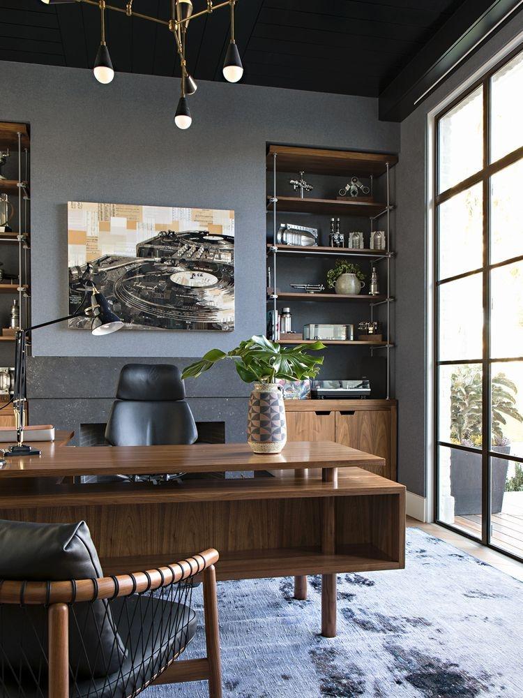Modern Home Office Design Ideas23