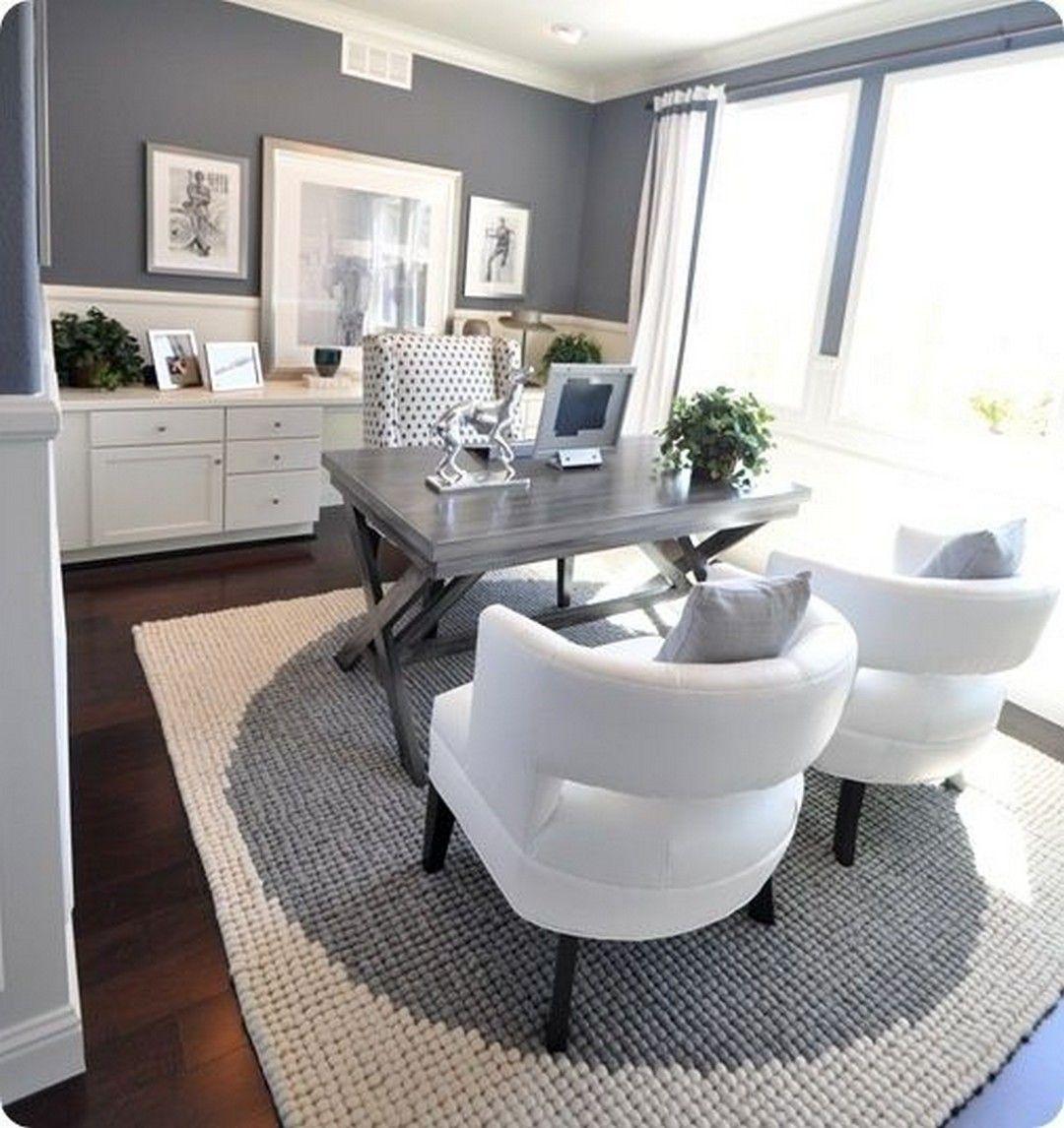 Modern Home Office Design Ideas29