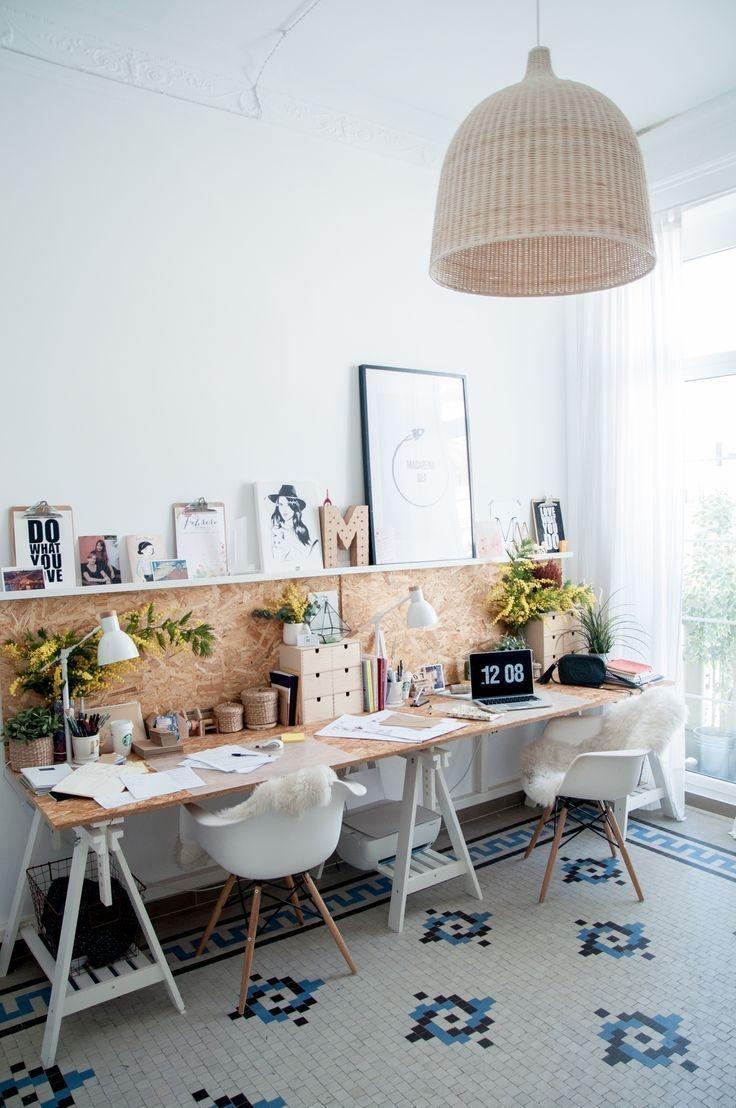 Modern Home Office Design Ideas39
