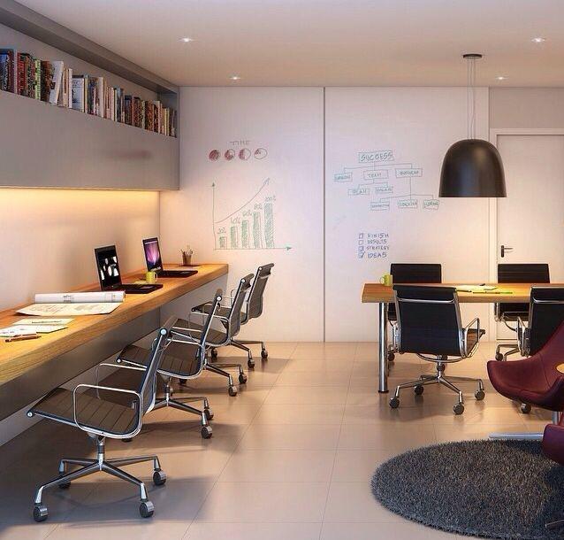Modern Home Office Design Ideas41