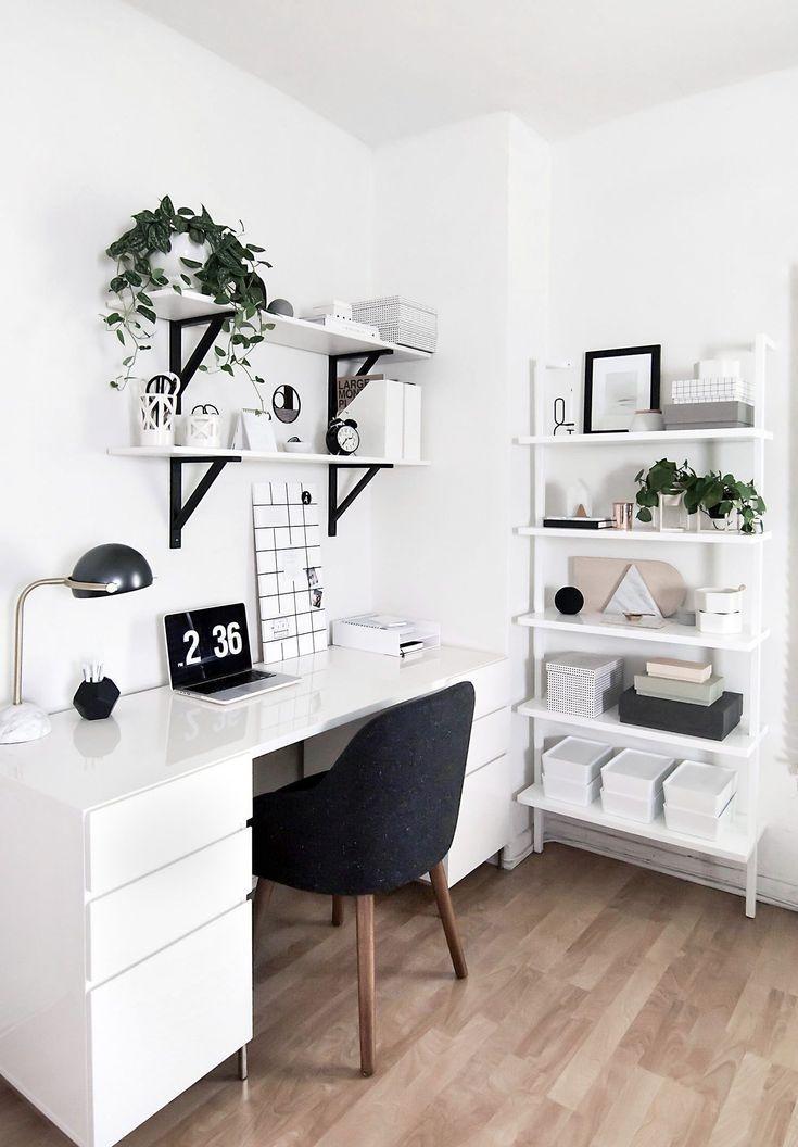 Modern Home Office Design Ideas43