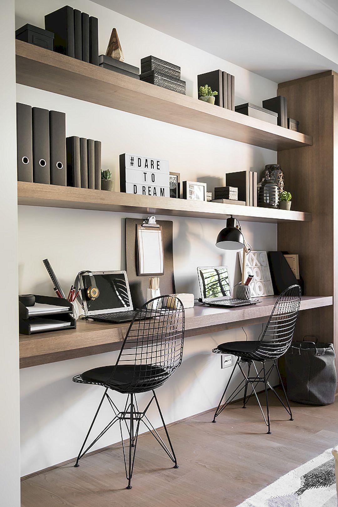 Modern Home Office Design Ideas45