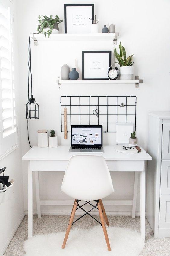 Modern Home Office Design Ideas46