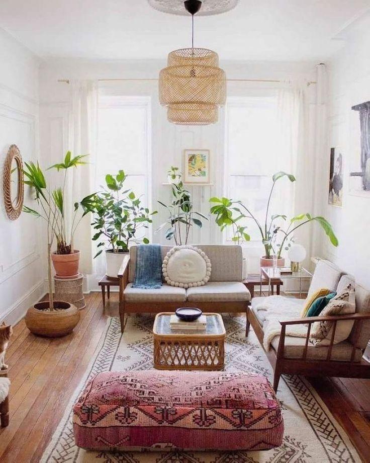 Perfect Scandinavian Living Room Design Ideas18