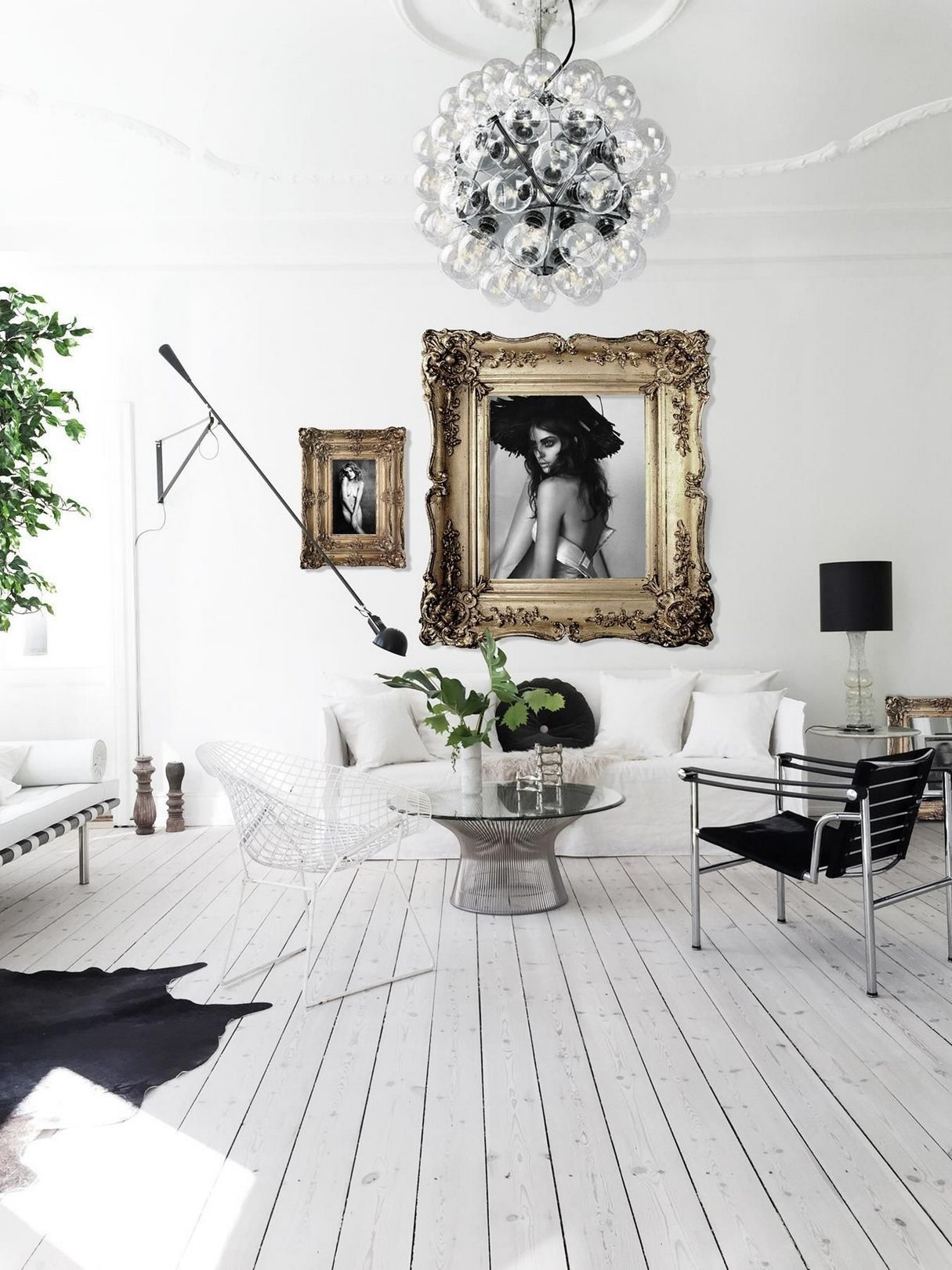 Perfect Scandinavian Living Room Design Ideas29