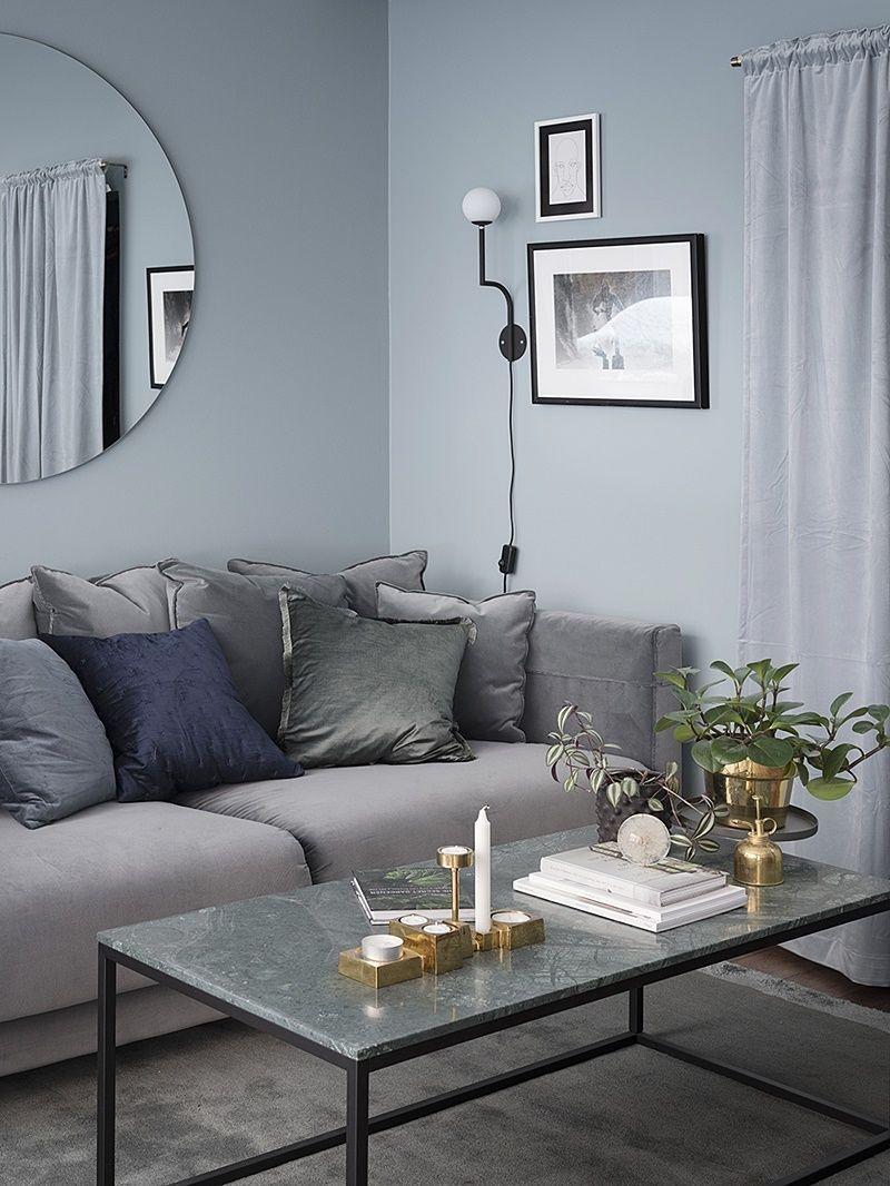 Perfect Scandinavian Living Room Design Ideas38
