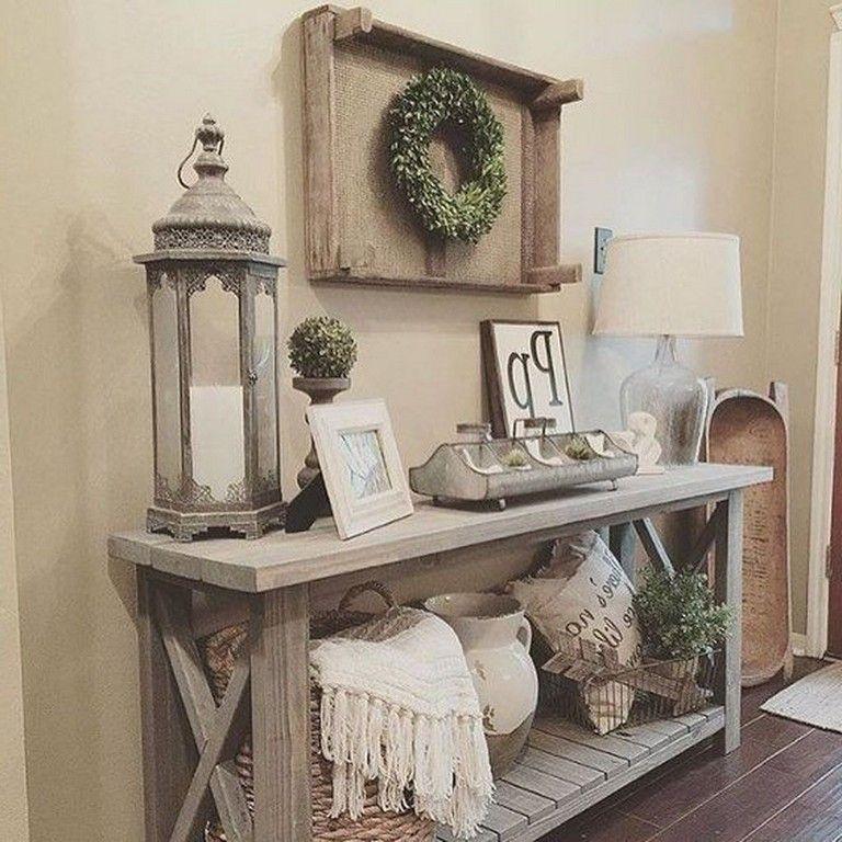 Smart Farmhouse Living Room Design Ideas03